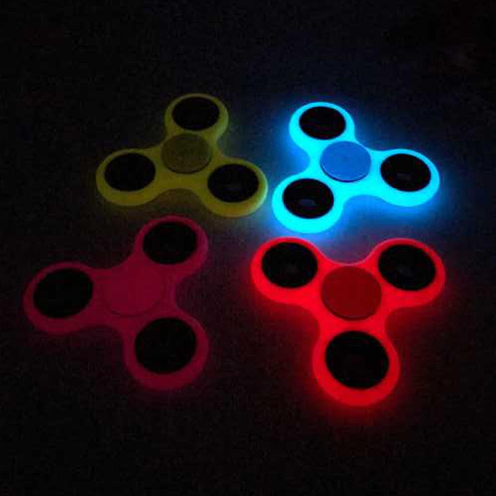 3d Led Triple Fidget Spinner Printa Net
